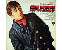 Eric Burdon & Animals The Greatest Hits LP (б/у)