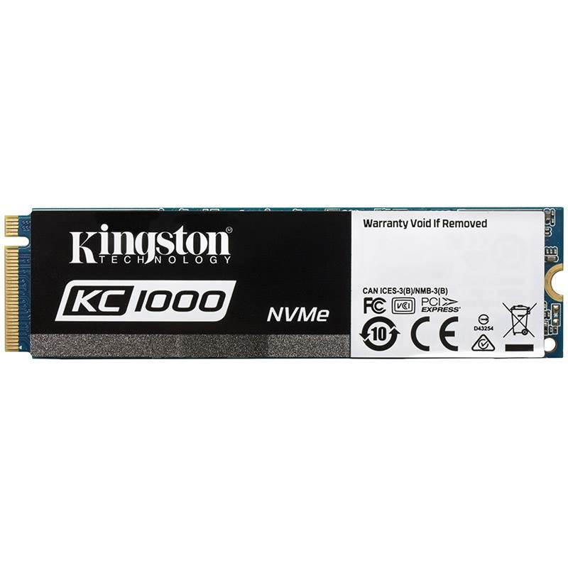 Жесткий диск SSD 960GB Kingston SKC1000/960G M2