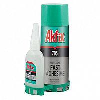 Клей двухкомпонентный Akfix 400 мл.