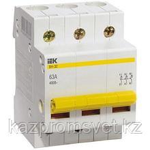 Выкл. нагрузки ВН-32 (3ф)  40А IEK (80)