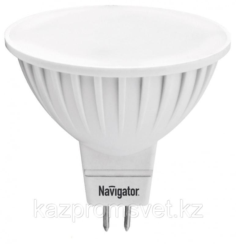 LED MR16 5w 230v 6500K GU5.3  NAVIGATOR (94 382) (100) NEW