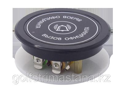 Встраиваемая кнопка вызова КВ-1