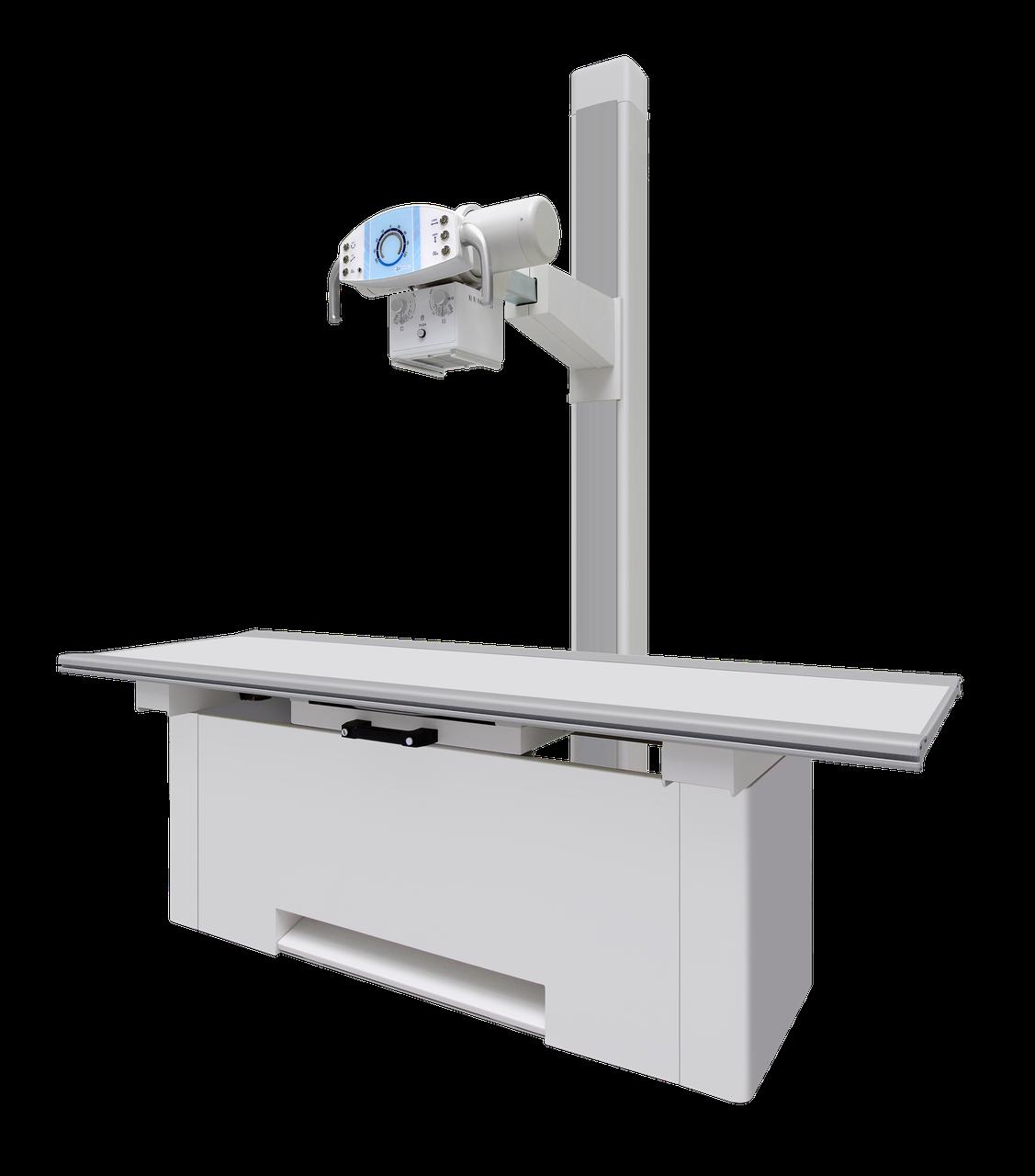 Стационарная цифровая рентгеновская система DRE 150