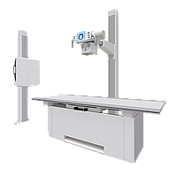 Стационарная цифровая рентгеновская система DRE 140, фото 1
