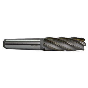 Фрезы концевые с коническим хвостовиком для обработки деталей из легких сплавов 16х63 2-зуб.