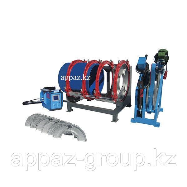 Сварочный аппарат  для пластиковых труб Turan Makina AL 800