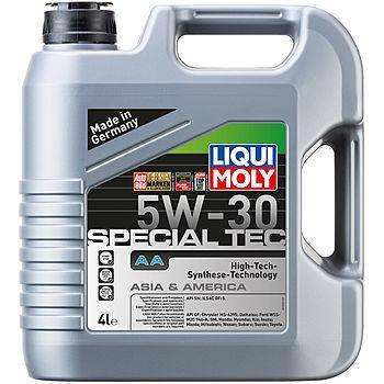 Моторное масло Liqui Moly SPECIAL TEC AA 7616 5W30 4литра