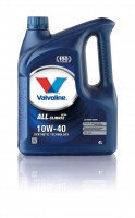 Моторное масло Valvoline All-Climate Extra Motor Oil SAE 10W-40   5 литров