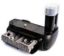 Батарейный блок на Nikon D90 DSLR, фото 3