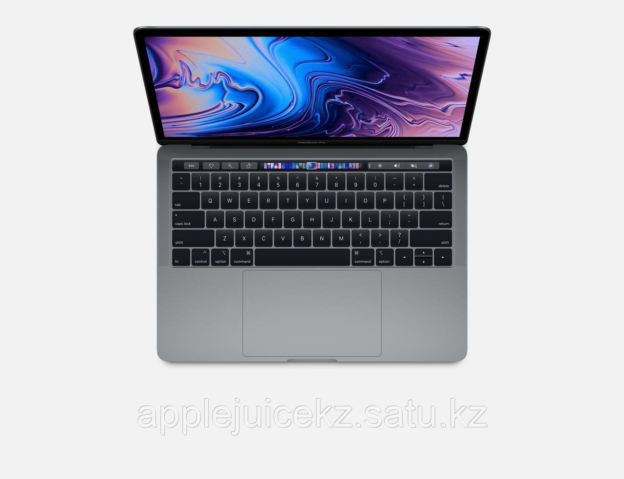 "Apple MacBook Pro 13"" Core i5 2,4 ГГц, 8 ГБ, 256 ГБ SSD, Iris Plus 655, Touch Bar, «серый космос»"