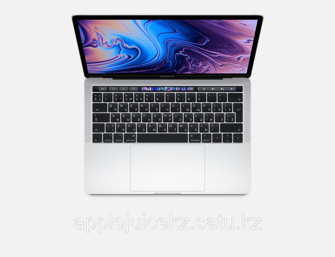 "Apple MacBook Pro 13"" Core i5 2,4 ГГц, 8 ГБ, 256 ГБ SSD, Iris Plus 655, Touch Bar, серебристый"