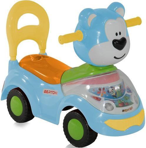 Lorelli Каталка детская Медведь /Bear (Синий/Blue)