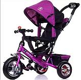 """Детский трехколесный велосипед """"Z"""", фото 3"""