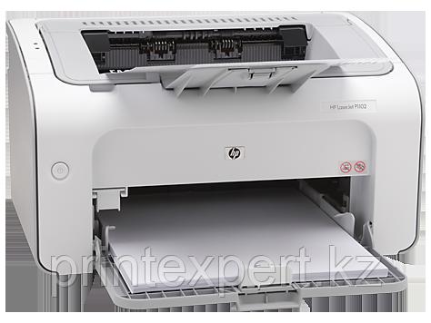 Принтер HP CE651A LaserJet P1102 (A4) 600dpi, 18ppm, 2Mb, 266Mhz, USB 2.0, tray 150 page, фото 2