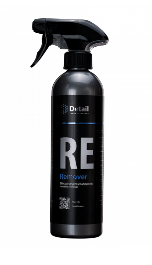 Обезжириватель RE «Remover», 0,5л