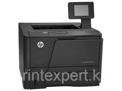 Принтер HP CF278A LaserJet Pro 400 M401dn (А4) 1200 dpi, 33 ppm, 256MB, 800Mhz, USB + Ethernet, фото 2