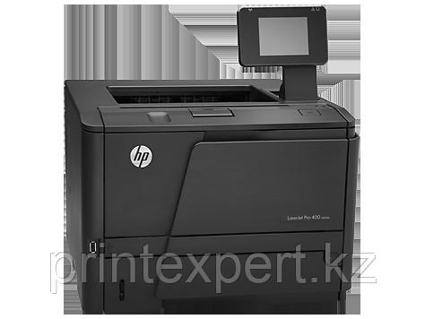 Принтер HP CF278A LaserJet Pro 400 M401dn (А4) 1200 dpi, 33 ppm, 256MB, 800Mhz, USB + Ethernet, фото 2