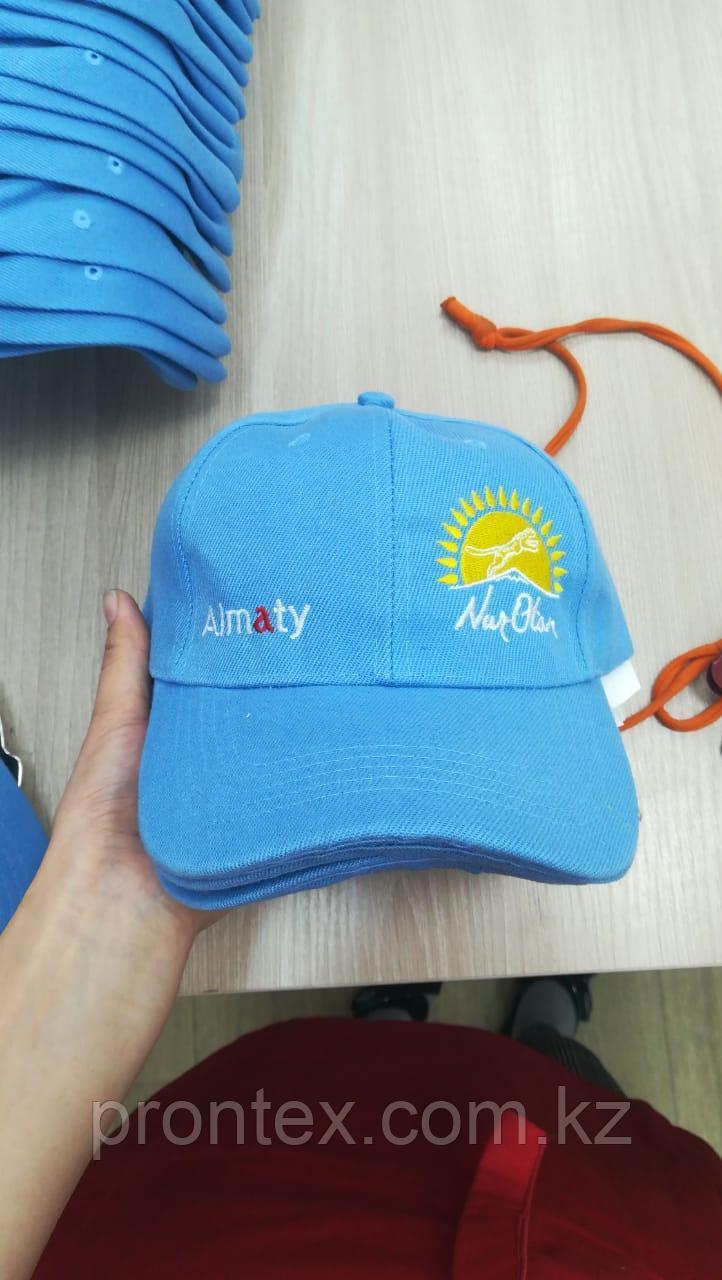 Вышивка на кепках