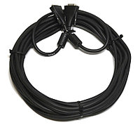 Camera Cable (457mm) for EagleEye HD/II/III/View cameras. HDCI(M) to HDCI(M). Connects camera to RealPresence Group and HDX group video systems as