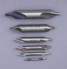 Сверло центровочное ф1,6