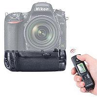 Батарейный блок на Nikon D750 с пультом дистанционного управление /EN-EL15, фото 1