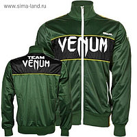 Олимпийка Venum Team Brazil Polyester Jacket Green XL