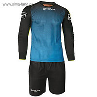 GIVOVA KITP008 0510 KIT MANCHESTER PORTIERE Форма вратарская   M