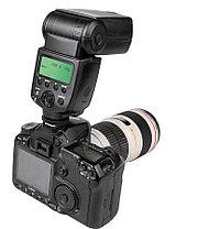 Фото Вспышка Viltrox JY-680A на Canon Nikon Pentax и Olympus, фото 2