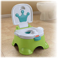 "Горшок Fisher Price ""Royal Stepstool Potty"""