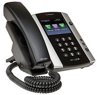 Polycom VVX 500 (factory disabled media encryption), фото 1