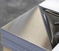Лист AISI 430 1,22*2,44*0,5 mm, 4N+PE