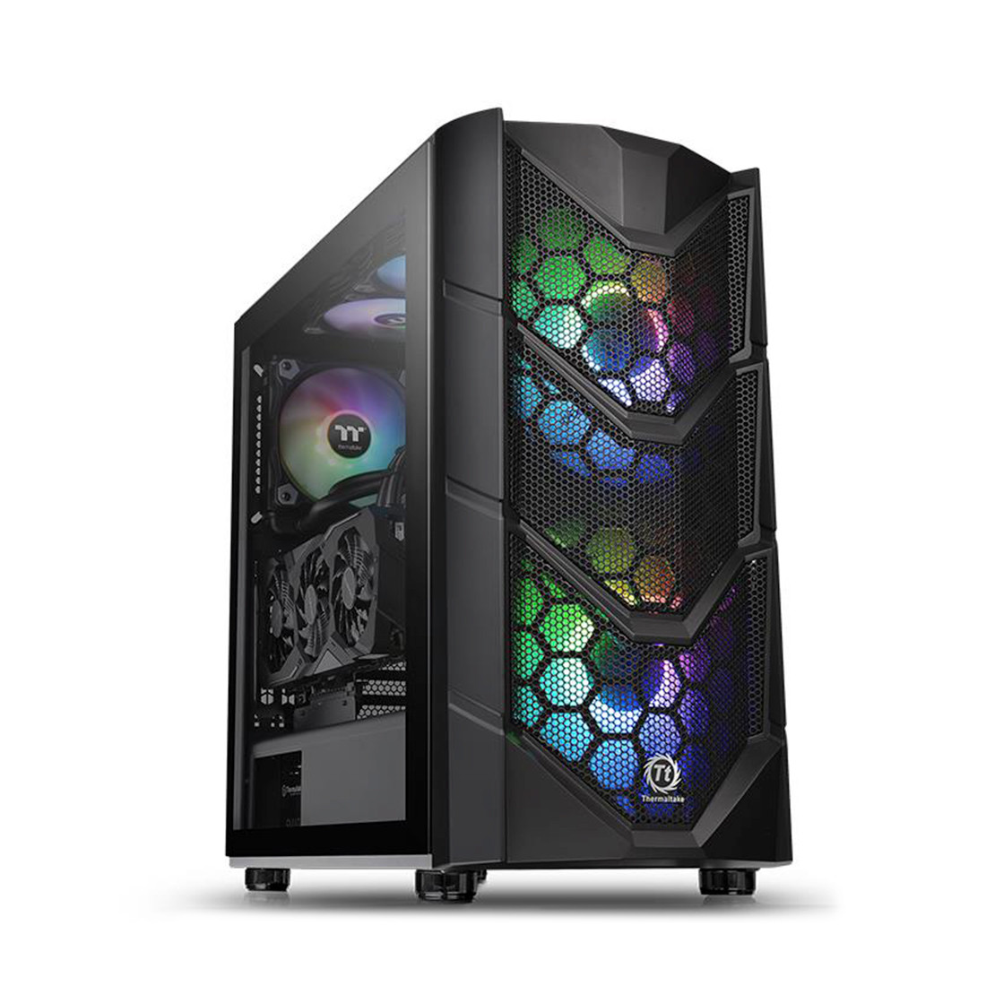 Корпус Thermaltake Commander C36 TG ARGB