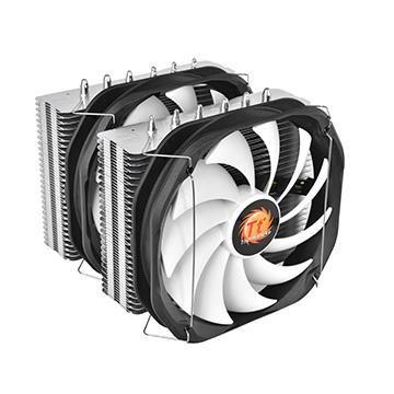 Кулер Thermaltake Frio Extreme Silent 14 Dual (CLP0587-B)