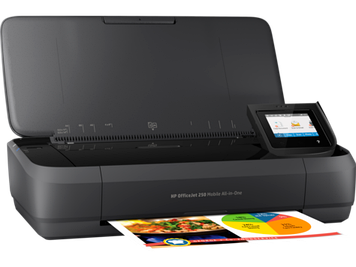 HP N4L16C HP OfficeJet 252 Mobile AiO
