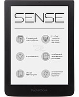 "Электронная книга PocketBook Sense 630 (PB630-X-CIS)  6"" e-ink pearl, 1024x758,WiFi,  USB, dark brown"