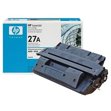 HP C4127A Black Print Cartridge