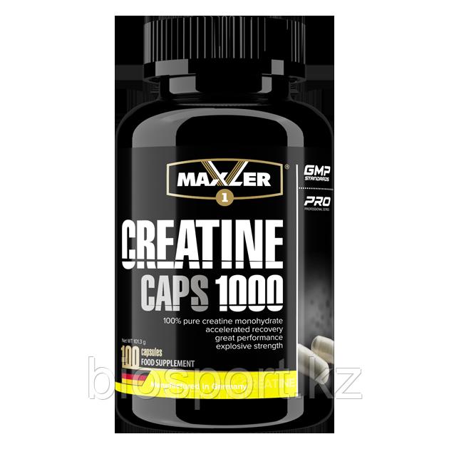 Maxler Creatin 1000 - 100 капсул