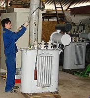 Ремонт электрооборудования и трансформаторов до 1600 кВА
