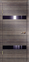 Межкомнатная дверь Модерн 502-ольха темная, фото 1
