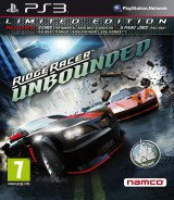 Ridge Racer Unbounded Limited Edition ( PS3 )