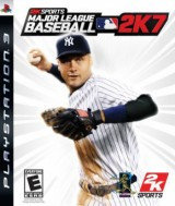 Major League Baseball 2K7 ( PS3 )
