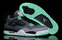 "Кроссовки Air Jordan 4(IV) Retro ""Green Glow"" (36-46), фото 1"