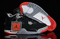 "Кроссовки Air Jordan 4(IV) Retro ""Bred"" (36-46), фото 1"