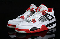 "Кроссовки Air Jordan 4(IV) Retro ""Fire Red"" (36-46), фото 2"