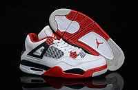 "Кроссовки Air Jordan 4(IV) Retro ""Fire Red"" (36-46), фото 1"