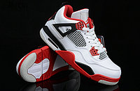 "Кроссовки Air Jordan 4(IV) Retro ""Fire Red"" (36-46), фото 4"