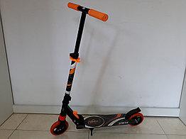 Складной двухколесный самокат Scooter для подростков
