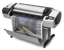 "Плоттер HP Design jet T610 44"" Printer"