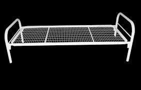 Кровать металическая одноярусная