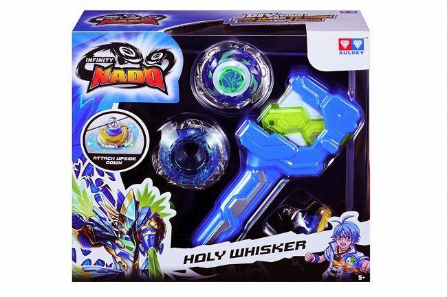 Инфинити надо волчок серия Infininy Nado Launcher Set SUPER WHISKER